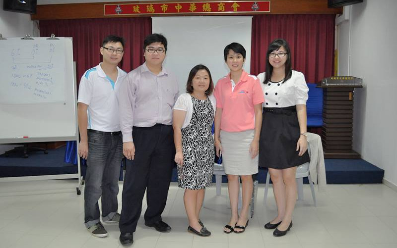 SQL Account GST Seminar with PCCCI (玻璃市中华总商会) and GEE & CO.余会计师行 on 11-12-2014