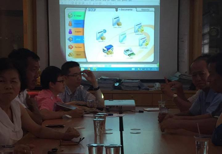 SQL Account GST Workshop with POR OOI & CO. 傅黄公司特许会计师行 on 12-01-2015