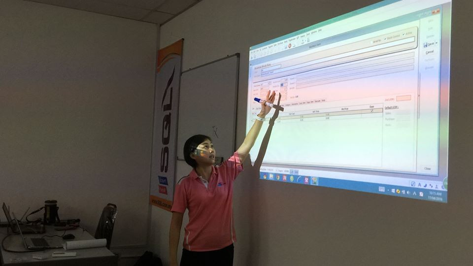 SQL Accounting Unlimited Hands-On Training Workshop 2016