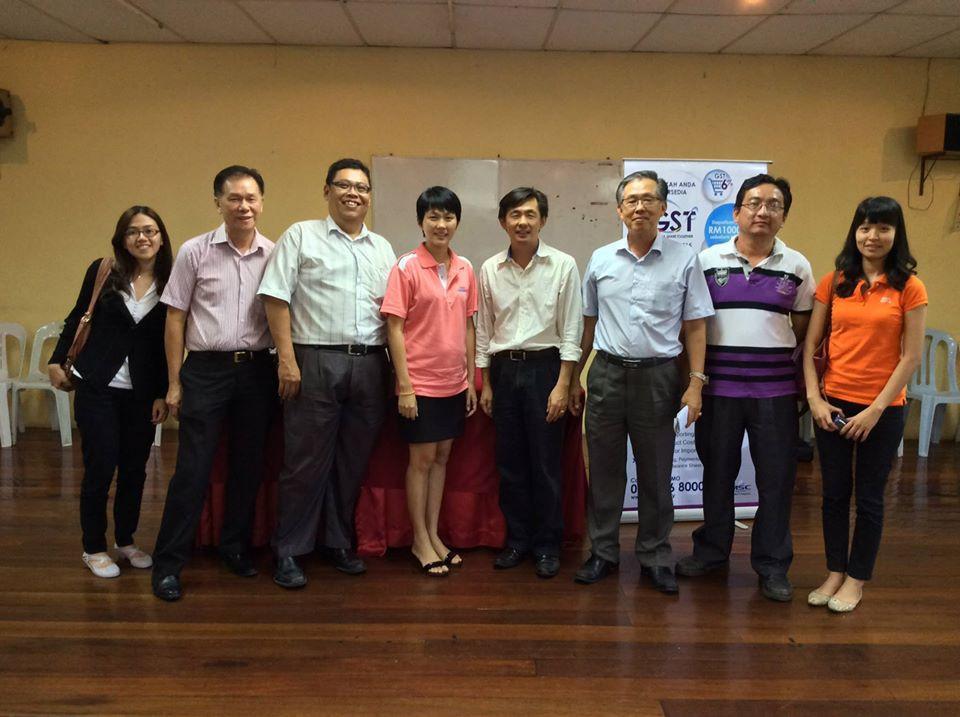 SQL Account GST Workshop with LIM TEOH & CO. 林张会计师公司 on 15-12-2014