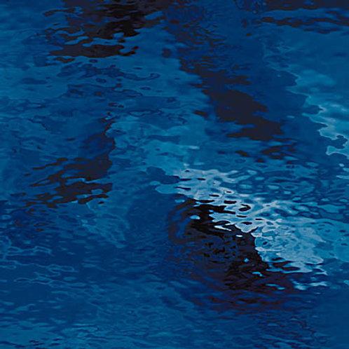 Waterglass Dark Blue (per square metre)