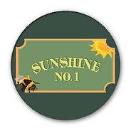 Sunshine No.1 logo Glasgow gift shop