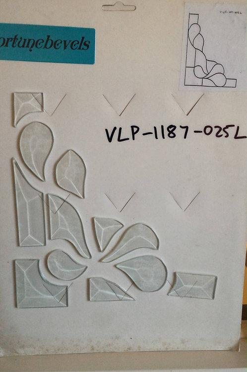 """1187-025L  4-1/2""""x5-1/2"""" Left Side"""
