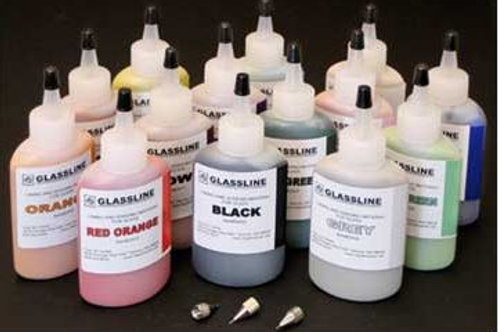 Glassline Paint (various colours available)