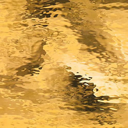 Waterglass Pale Amber (per square metre)