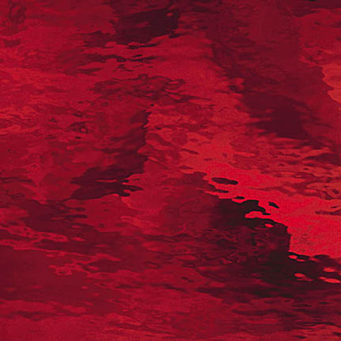 Waterglass Ruby Red (per square metre)