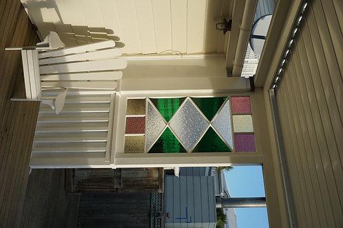 Glazed Veranda Screen
