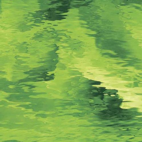 Waterglass Moss Green (per square metre)