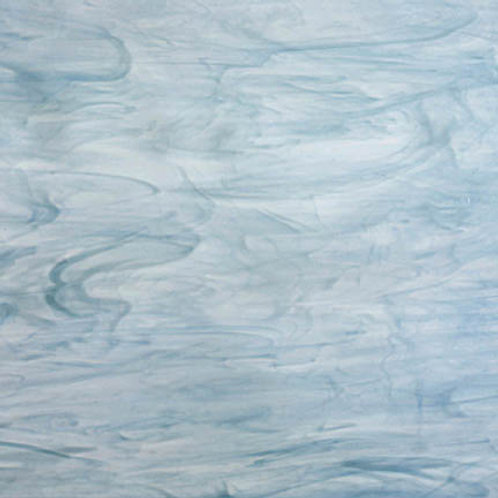 Smooth White/Colonial Blue (per square meter)