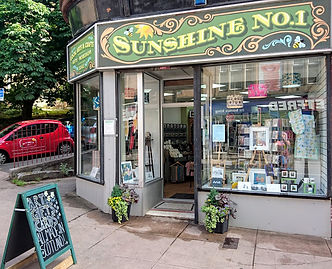 Picture of gift shop Sunshine No.1