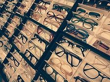 Vintage glasses pop up event