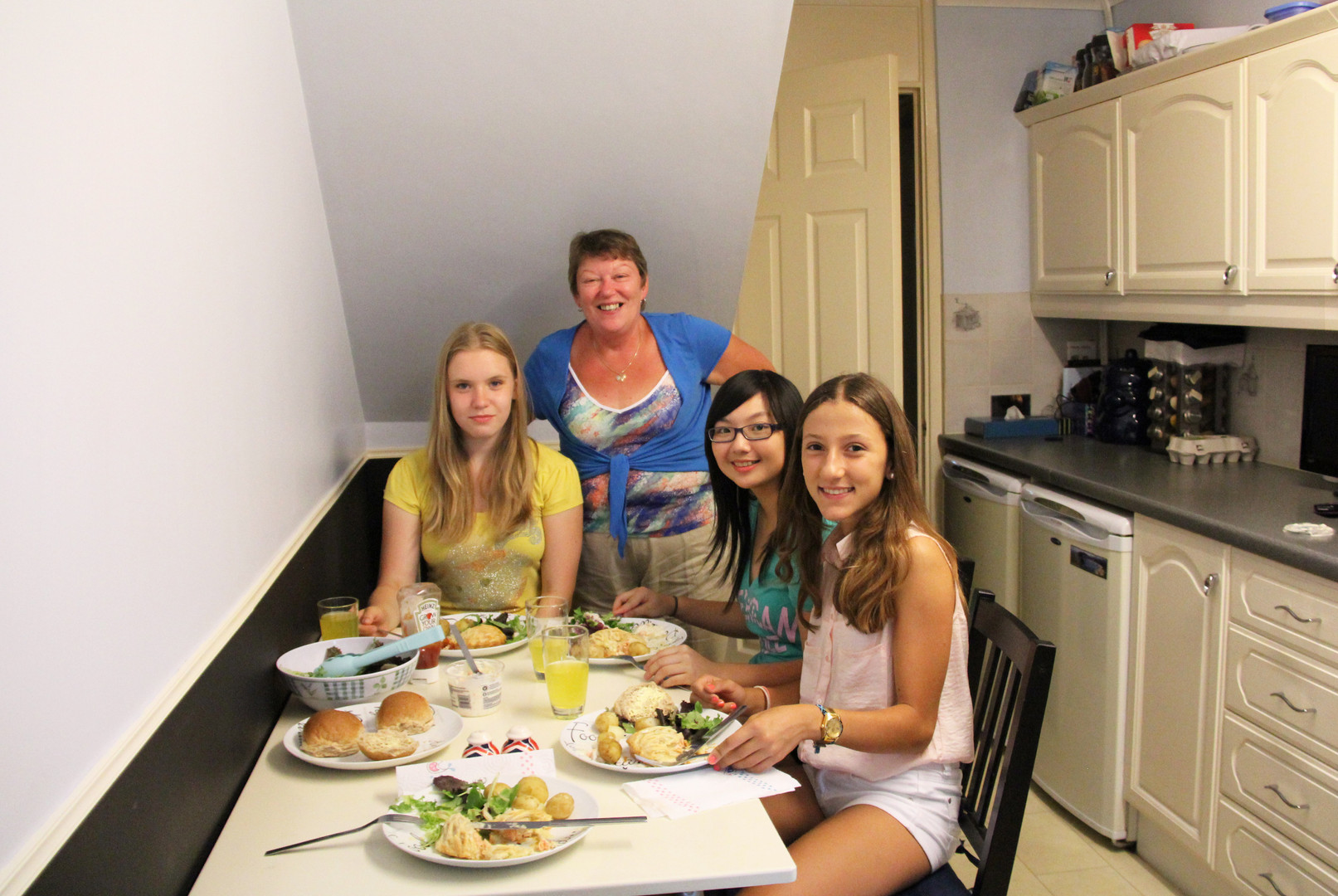 Homestay accommodation
