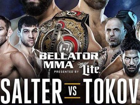 Bellator 188 MMA Tel Aviv 16-11-2017