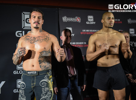 Glory 37: Los.Angeles: Guto Inocente vs D'Angelo Marhsall