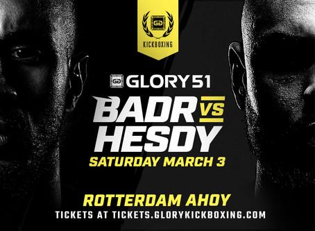 GLORY 51 HESDY GERGES VS. BADR HARI