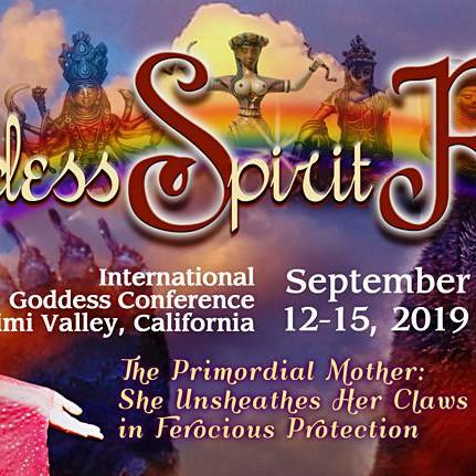 Goddess Spirit Rising