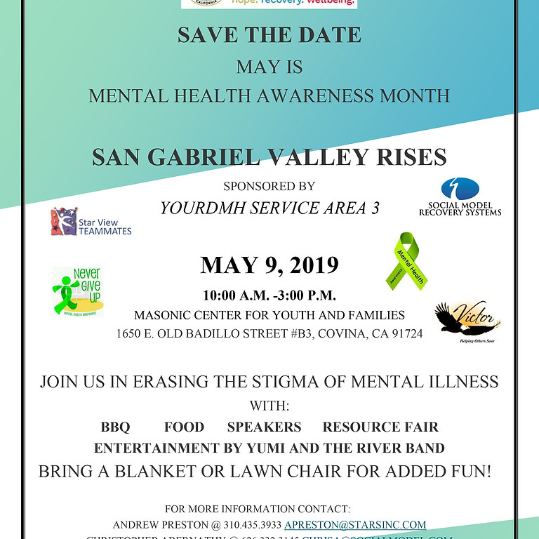 San Gabriel Valley Rises