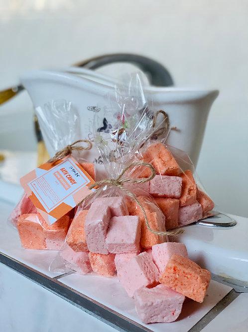 Bath candy