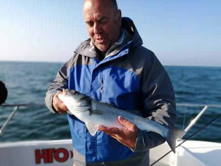 Brighton Inshore Fishing - Catch report 21st September 2020
