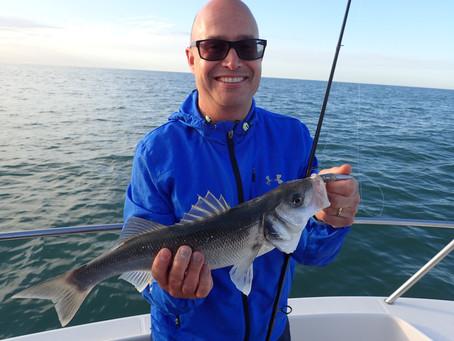 Brighton Inshore Fishing - Catch report 7th July 2020
