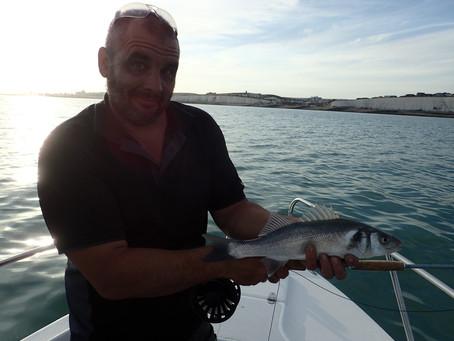 Brighton Inshore Fishing - Catch report 23rd June 2020