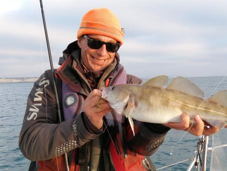 Brighton Inshore Fishing - Catch report 29th November 2020