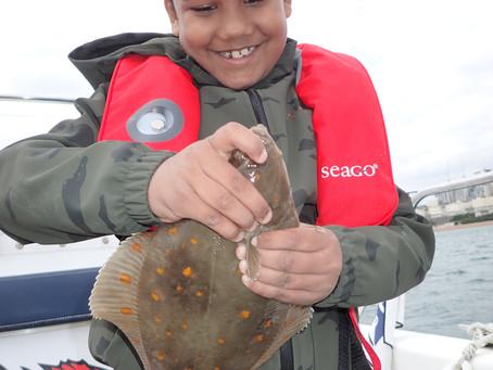 Brighton Inshore Fishing - Catch report 8th June 2020
