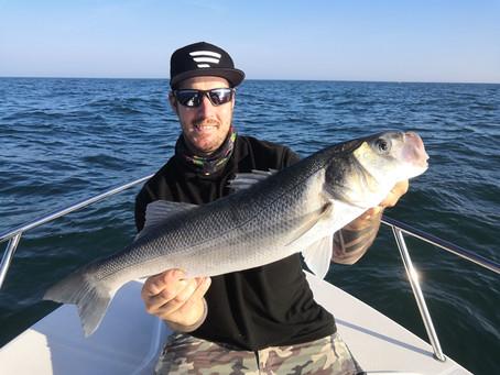 Brighton Inshore Fishing - Catch report 12th June 2021