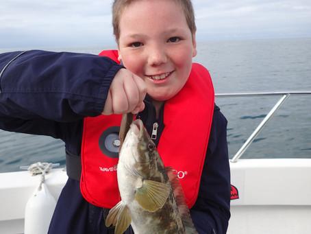 Brighton Inshore Fishing - Catch report 9th June 2020