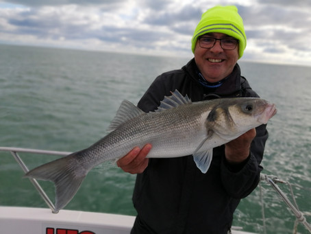Brighton Inshore Fishing - Catch report 11th October 2020