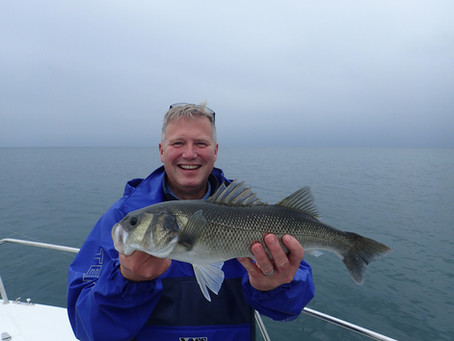 Brighton Inshore Fishing - Catch report 14th August 2020