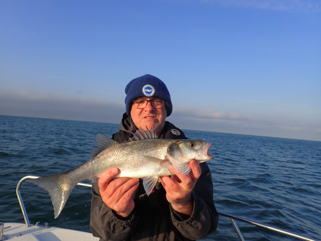 Brighton Inshore Fishing - Catch report 28th May 2020