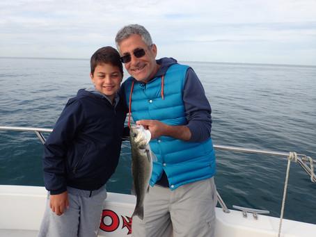 Brighton Inshore Fishing - Catch report 23rd July