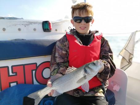 Brighton Inshore Fishing - Catch report 13th September 2020