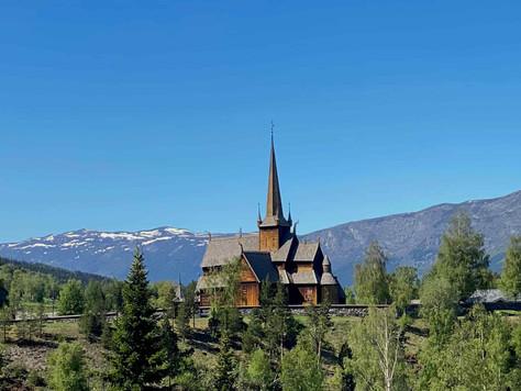 Bilturen, Oslo-Loen - en opplevelse i seg selv