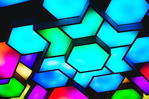 photo-of-blue-pink-and-green-led-light-7