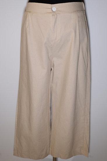Cotton Linen Long Pants
