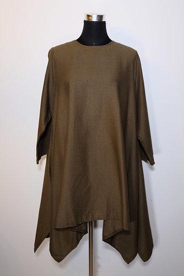 Cotton Linen Flat Tunic