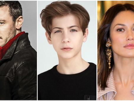 Luke Evans, Jacob Tremblay, Olga Kurylenko in Talks to Join 'Bear Season' Feature Adaptation (EXCLUS