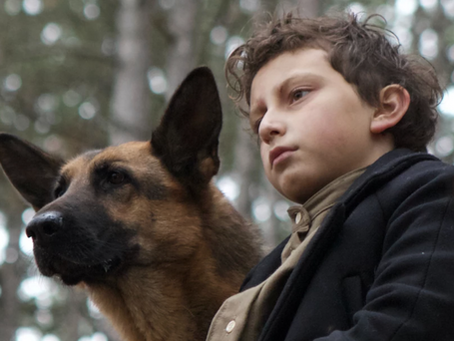 Review: Outrunning Nazis in compelling family drama 'Shepherd: The Story of a Jewish Dog'