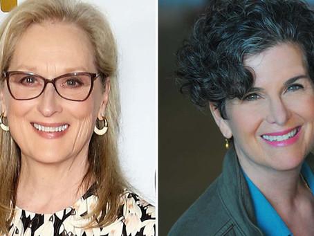 Meryl Streep Backing Rachel Feldman's Fair Pay Drama 'Lilly' To Be Produced With J. Todd Harris