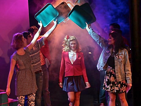 Heathers The Musical Will Play Off Broadway in March
