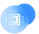 Life Sciences AI Icon