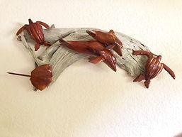 Cedar collage