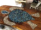 turtle inlay