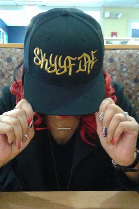 SkyyFire snapback hat