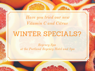 Vitamin C and Citrus Winter Specials!