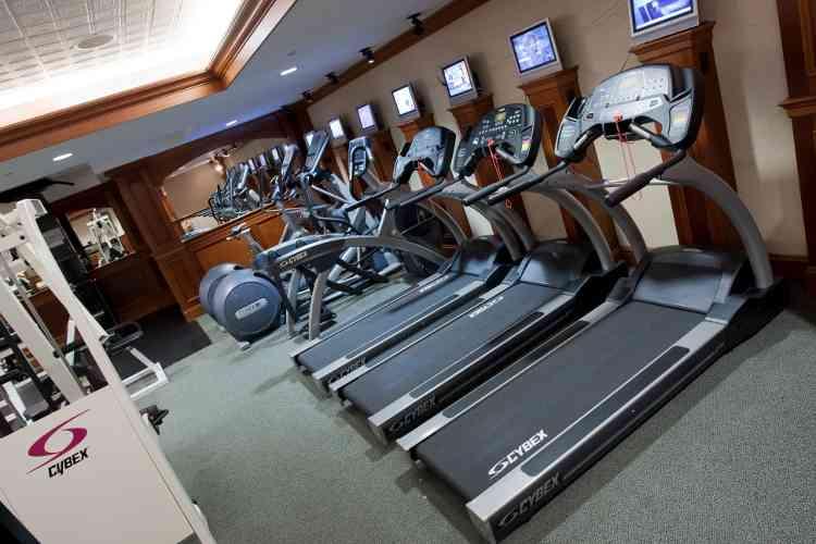 Regency Spa Fitness Center