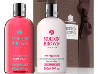 New Product Line: Molton Brown