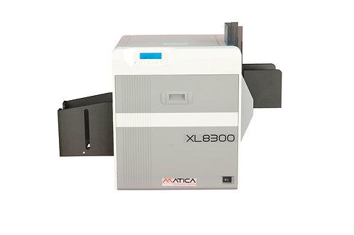 Matica XL8300 Retransfer-Kartendrucker für Großformatkarten